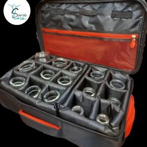 کیف حمل کاپ شیشه ای